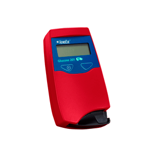 HemoCue Glucose 201 RT analyzer